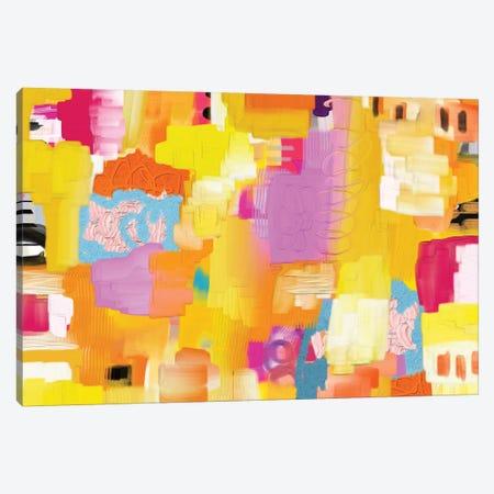 Pachuca  Canvas Print #CAU55} by Christine Auda Canvas Print