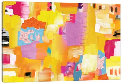 Pachuca  Canvas Art Print