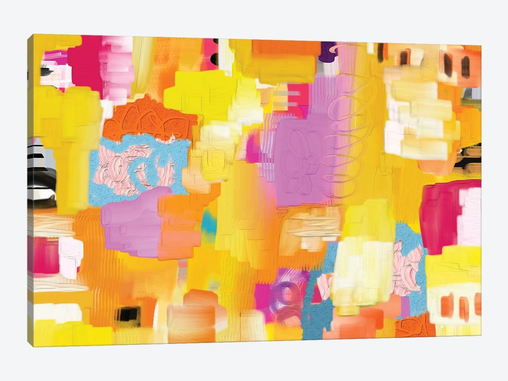 Pachuca  by Christine Auda 1-piece Canvas Wall Art