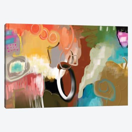 Saddle Up  Canvas Print #CAU56} by Christine Auda Canvas Art Print