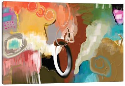 Saddle Up  Canvas Art Print