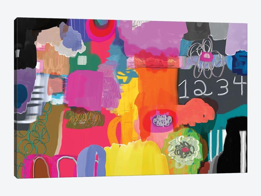1234 by Christine Auda 1-piece Art Print