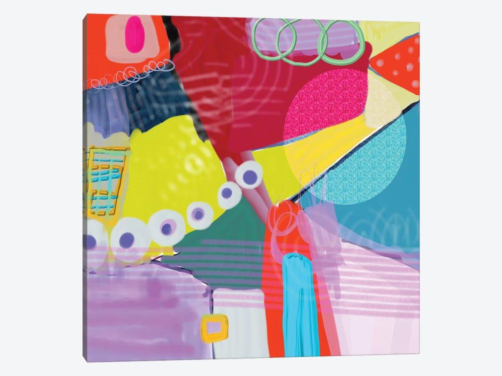 Cheers by Christine Auda 1-piece Canvas Art