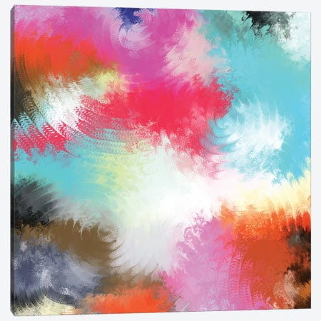 Jubilant Canvas Print #CAU63} by Christine Auda Canvas Print