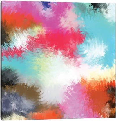 Jubilant Canvas Art Print