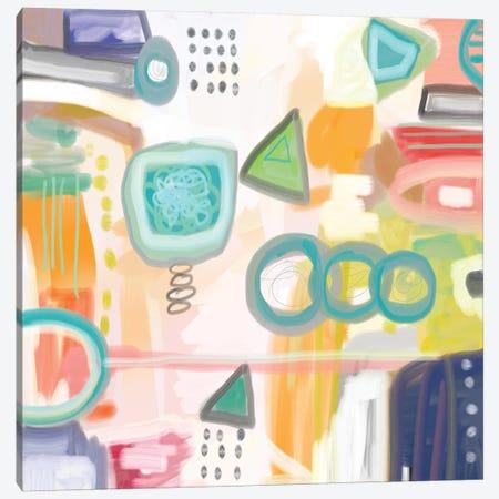 Kismet Canvas Print #CAU64} by Christine Auda Canvas Artwork