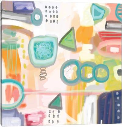 Kismet Canvas Art Print