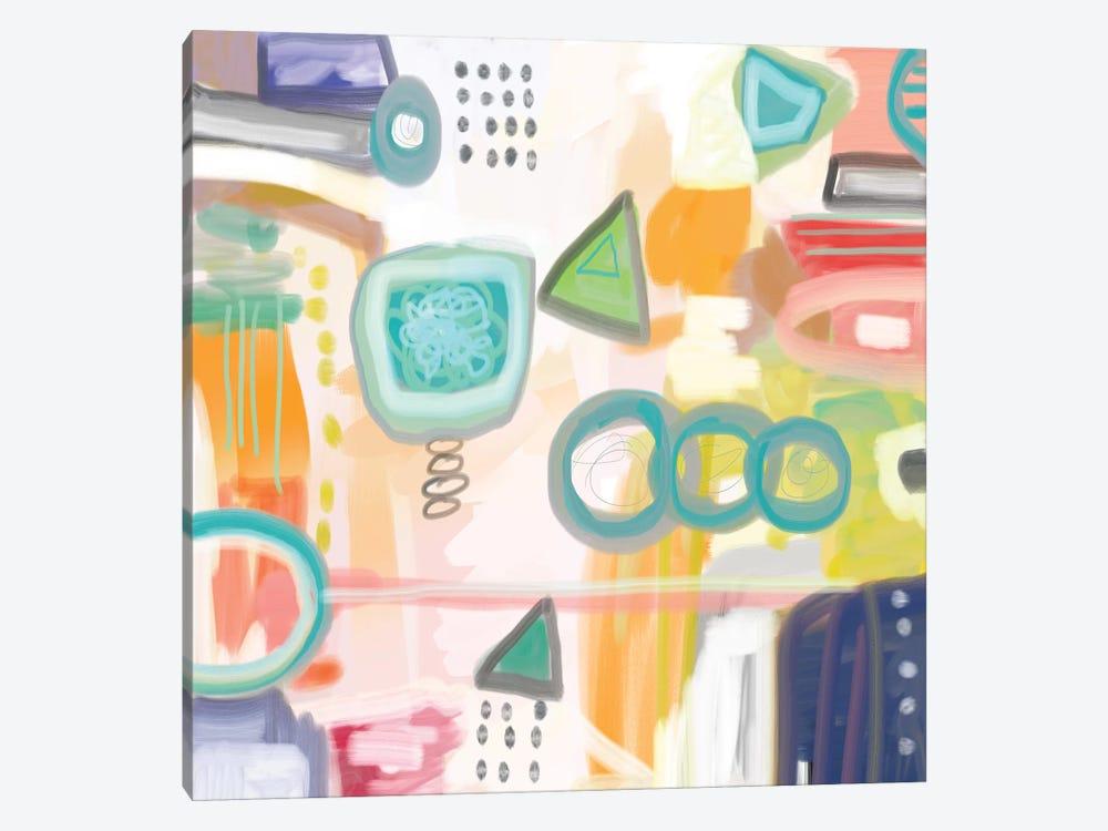 Kismet by Christine Auda 1-piece Canvas Art