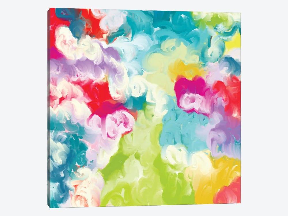 Spring Blossoms by Christine Auda 1-piece Canvas Artwork