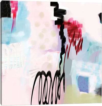 Zen Canvas Art Print