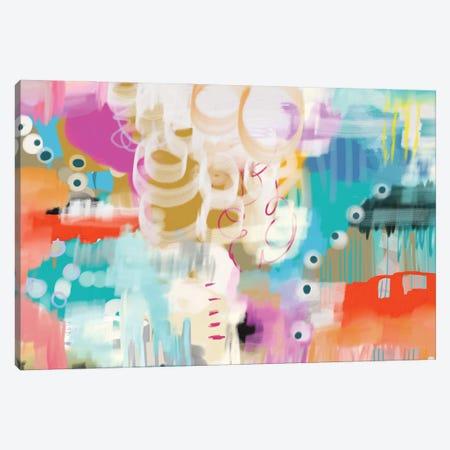 Captivating Ritual Canvas Print #CAU70} by Christine Auda Canvas Artwork