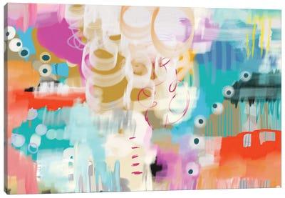 Captivating Ritual Canvas Art Print
