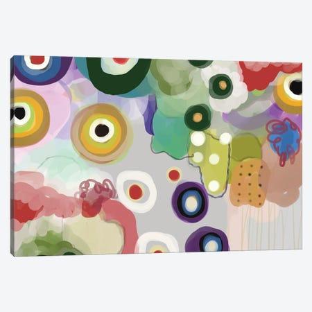 Flowing Freely Canvas Print #CAU71} by Christine Auda Canvas Art