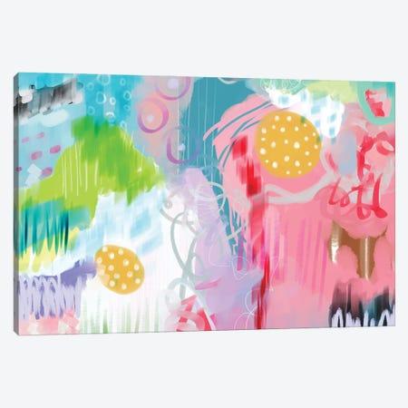 Forbidden Fruit Canvas Print #CAU72} by Christine Auda Canvas Wall Art