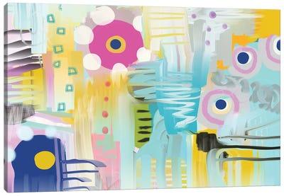 Wallflower Canvas Art Print