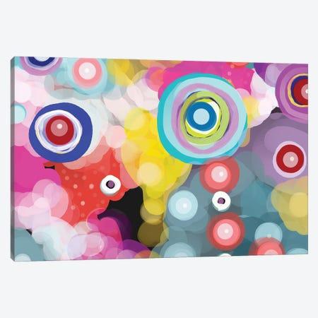 Wild Wonder Canvas Print #CAU79} by Christine Auda Canvas Art