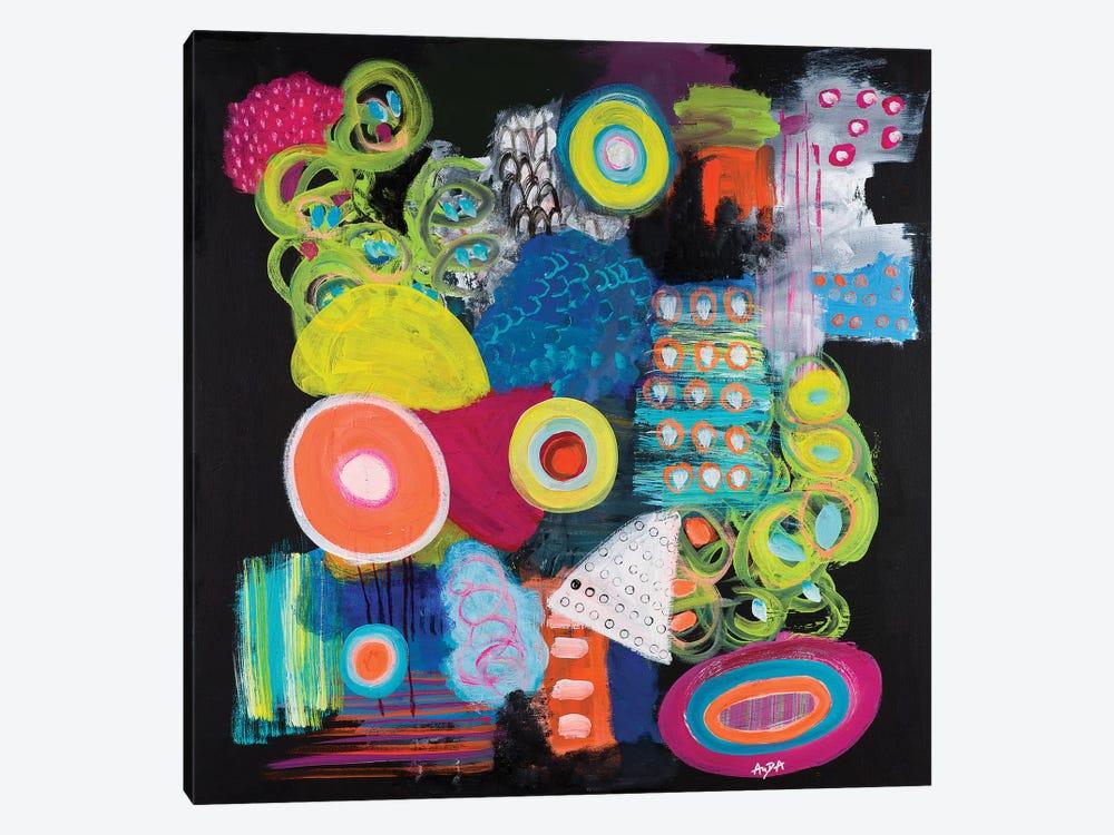 Fantabulous by Christine Auda 1-piece Art Print