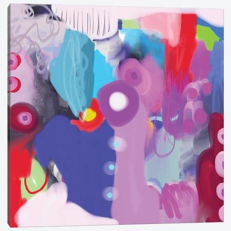 Feelin' it Canvas Print #CAU9} by Christine Auda Canvas Art