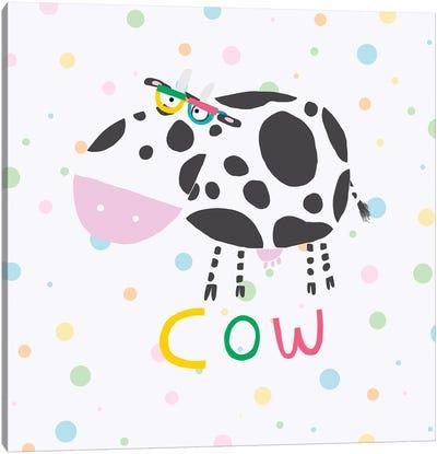 Animal Spots VII Canvas Art Print