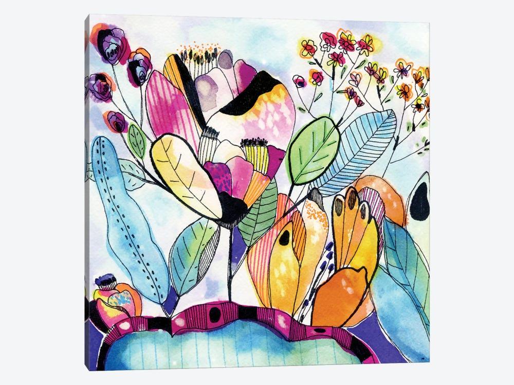 Surreal Garden by Cayena Blanca 1-piece Canvas Art Print