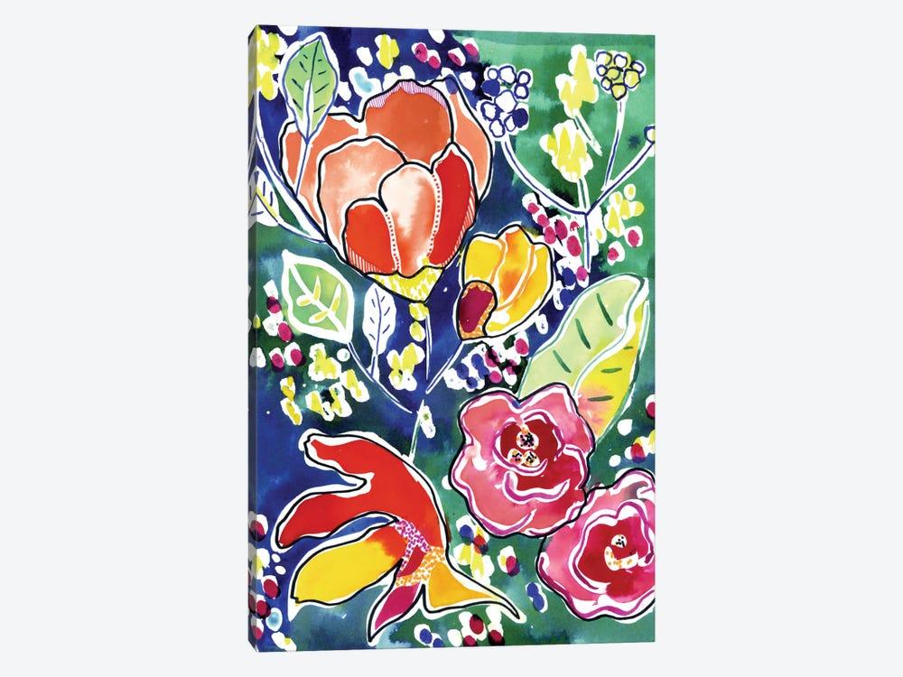 Tropical Garden by Cayena Blanca 1-piece Canvas Wall Art