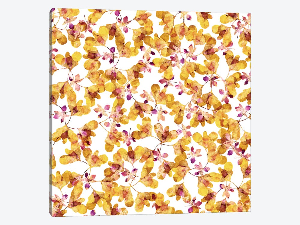 Autumn Pattern by Cayena Blanca 1-piece Canvas Wall Art