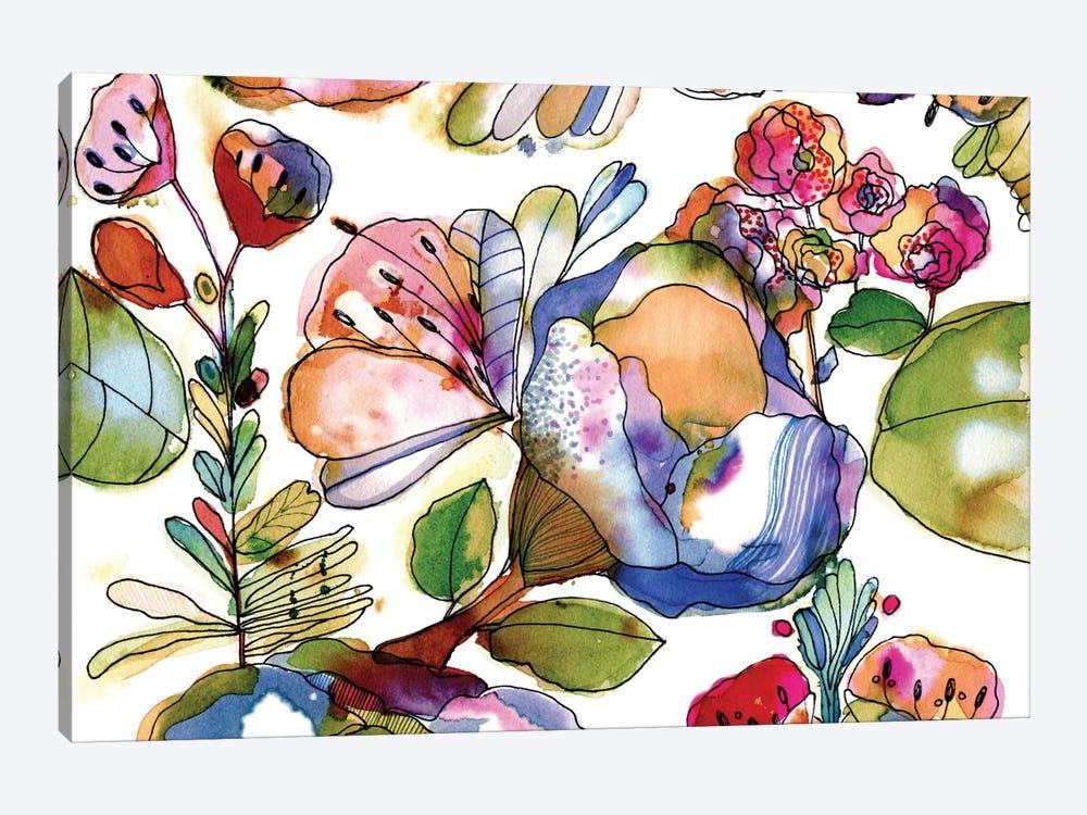 Bloosom Pastel by Cayena Blanca 1-piece Canvas Wall Art