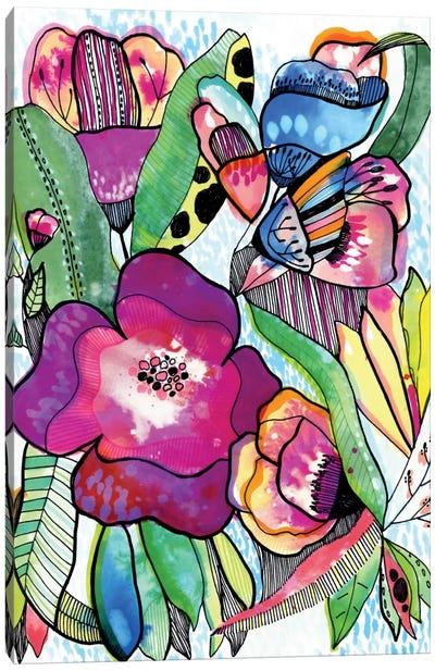 Flower Dream Canvas Art Print