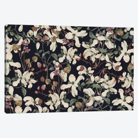 Botanical 3-Piece Canvas #CBA47} by Cayena Blanca Canvas Artwork