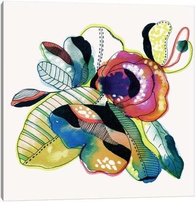 Organic Canvas Art Print