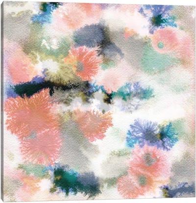 Corals Canvas Art Print