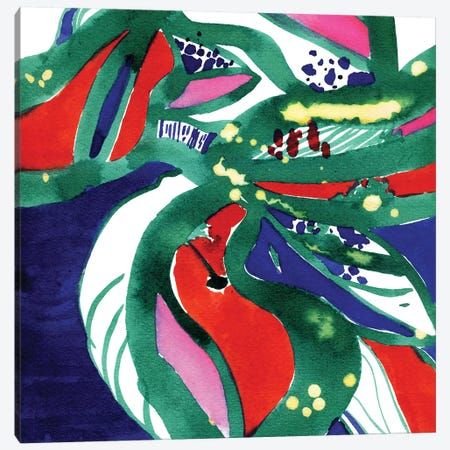 Fire Canvas Print #CBA52} by Cayena Blanca Canvas Artwork