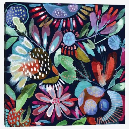 Floral Canvas Iii Canvas Print #CBA63} by Cayena Blanca Canvas Art Print