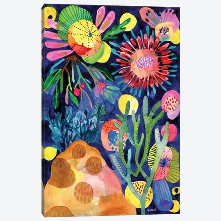 Life Aquatic Canvas Print #CBA65} by Cayena Blanca Canvas Artwork