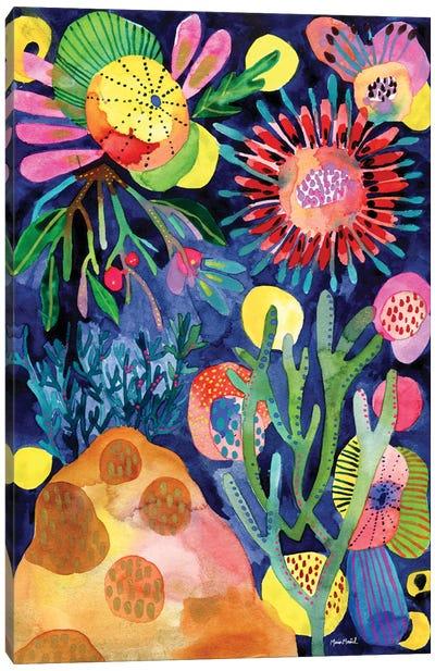 Life Aquatic Canvas Art Print