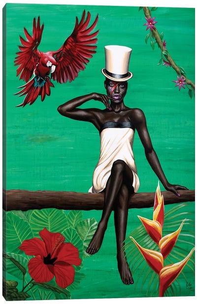 Soul Rebel Rebel Canvas Art Print