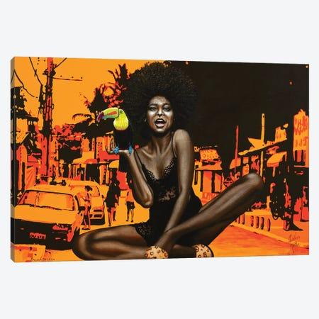 Maluco Beleza Canvas Print #CBE8} by Christian Beijer Canvas Wall Art
