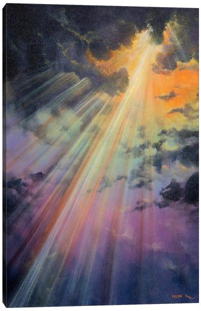 Breakthrough Canvas Art Print