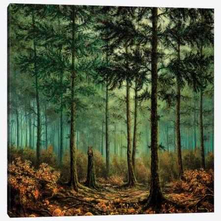 Feels Like Home Canvas Print #CBF22} by ColorByFeliks Canvas Wall Art