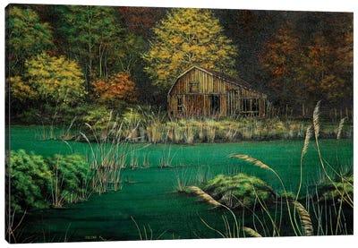 Good Memories Canvas Art Print