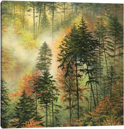 Northwest Glory Canvas Art Print