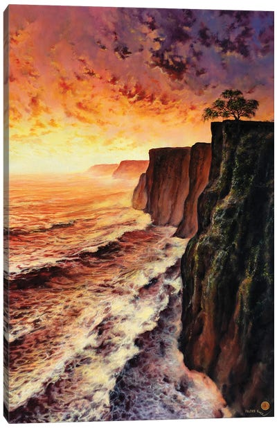 New From Old Canvas Art Print