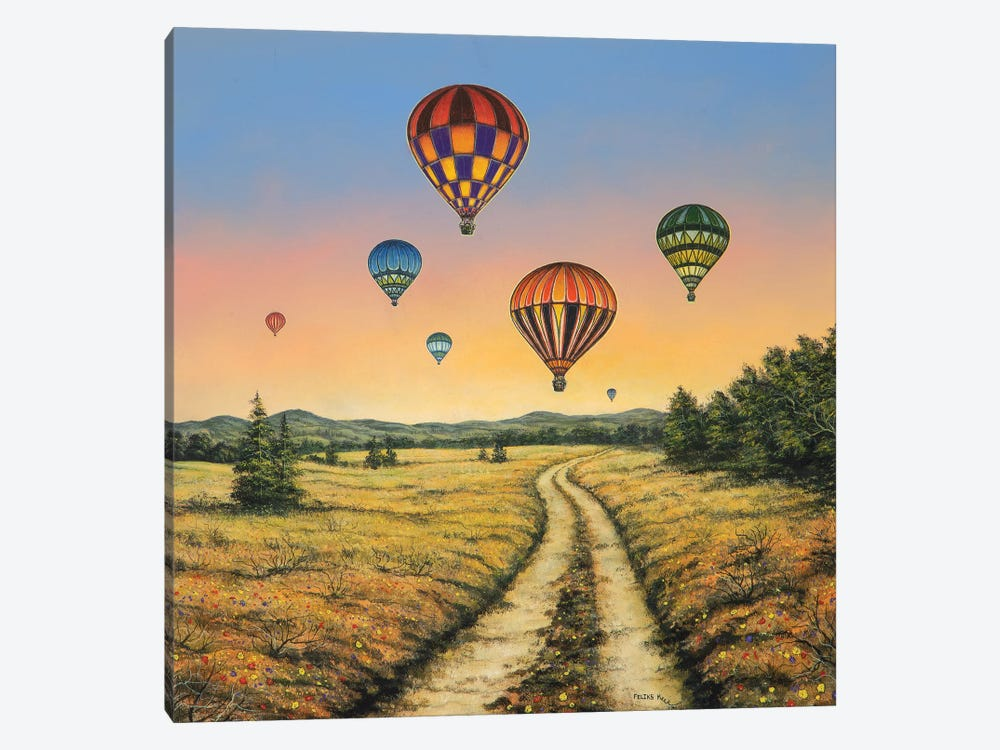 Field of Dreams by ColorByFeliks 1-piece Canvas Art Print