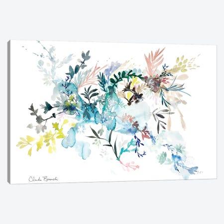 Botanical Life 3-Piece Canvas #CBI14} by Claudia Bianchi Canvas Art Print