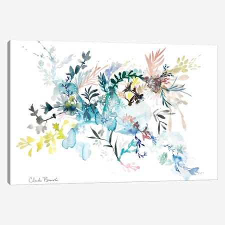 Botanical Life Canvas Print #CBI14} by Claudia Bianchi Canvas Art Print