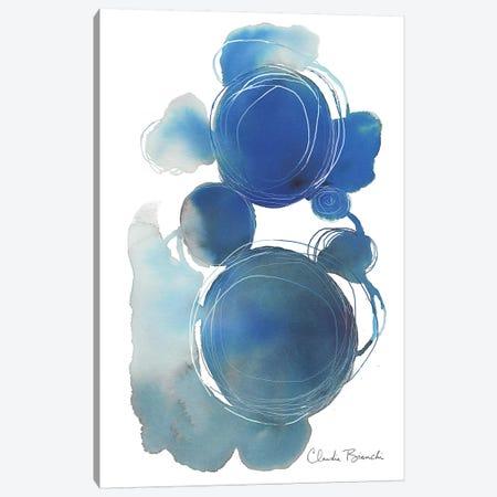 Cosmos Canvas Print #CBI23} by Claudia Bianchi Art Print