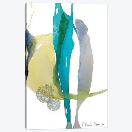 Desert Moon (Terrain Series) Canvas Print #CBI25} by Claudia Bianchi Canvas Artwork