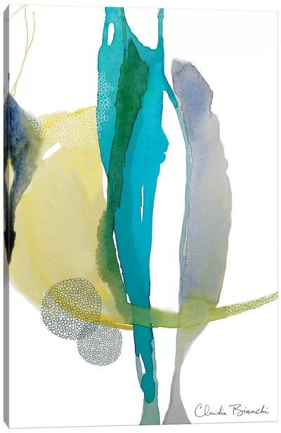 Desert Moon (Terrain Series) Canvas Art Print