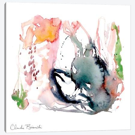 After The Rain Canvas Print #CBI2} by Claudia Bianchi Canvas Artwork