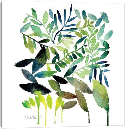 Leaf Vine Canvas Art Print